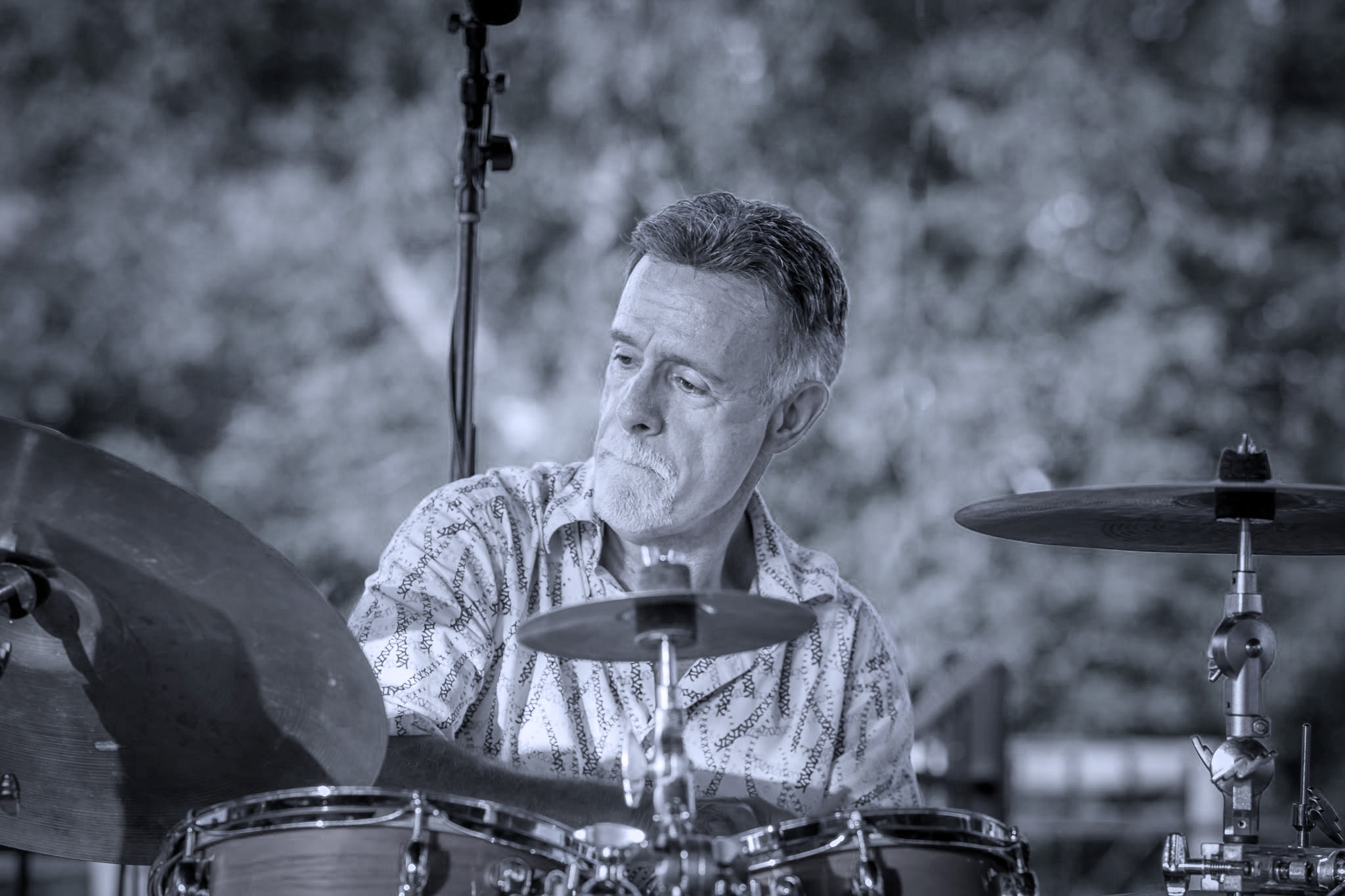 Dave Hanlon Drums Funky Jazz Band Syracuse New York